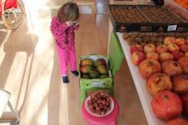 Elena macht auch Früchtefotos ;-)