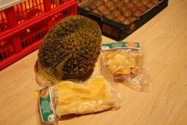 Durian & Jackfrucht